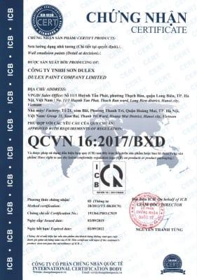 QCVN 16:2017