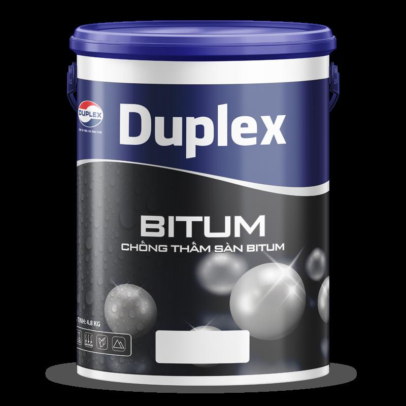 sơn chống thấm sàn bitum sơn Duplex