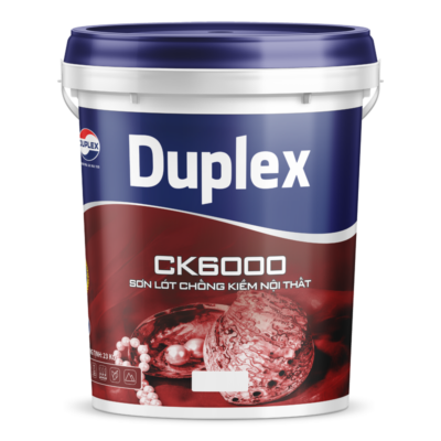 sơn lót chống kiềm nội thất ck6000 sơn Duplex
