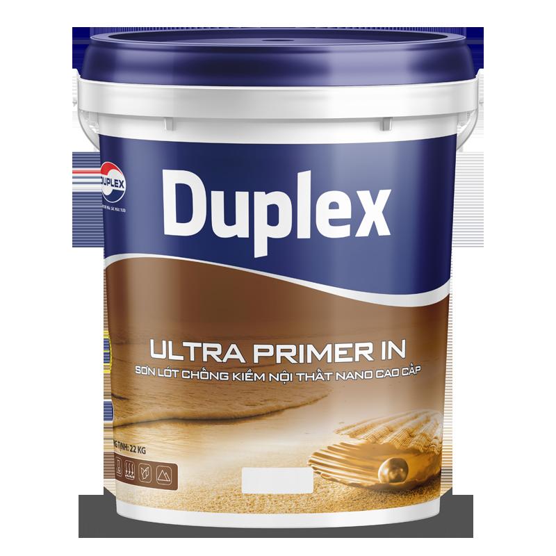 sơn lót chống kiềm nội thất nano cao cấp sơn Duplex