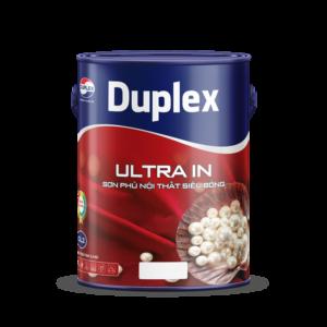 Sơn phủ nội thất siêu bóng Duplex Ultra Pro IN