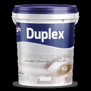 Sơn Duplex siêu trắng nội thất cao cấp