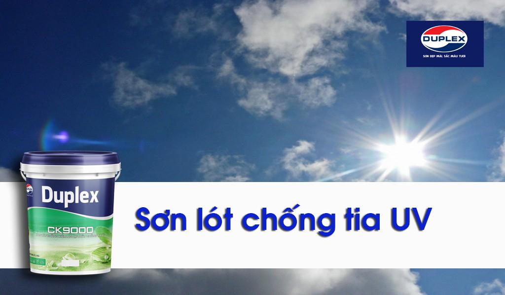 Sơn lót chống tia UV