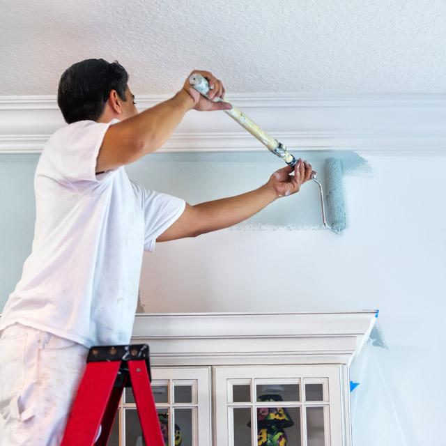 Sơn lót chống kiềm là gì? Vì sao sơn nhà không thể thiếu sơn lót?