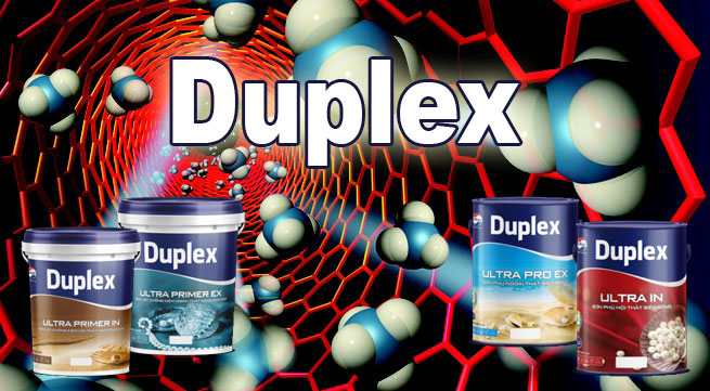 Sơn duplex công nghệ Nano