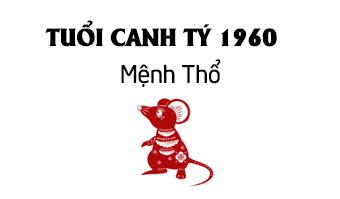 canh tý 1960