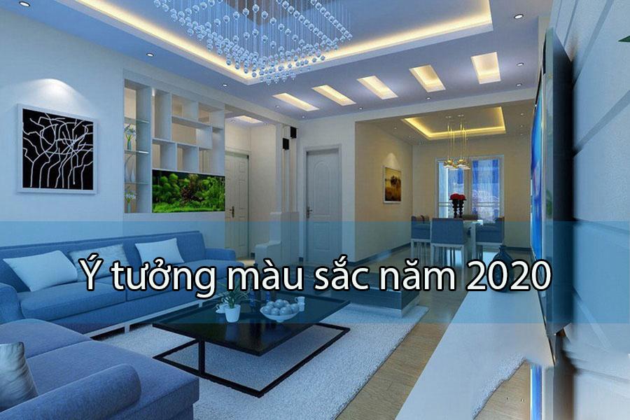 Ý tưởng mùa sắc năm 2020