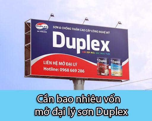 đại lý Sơn Duplex